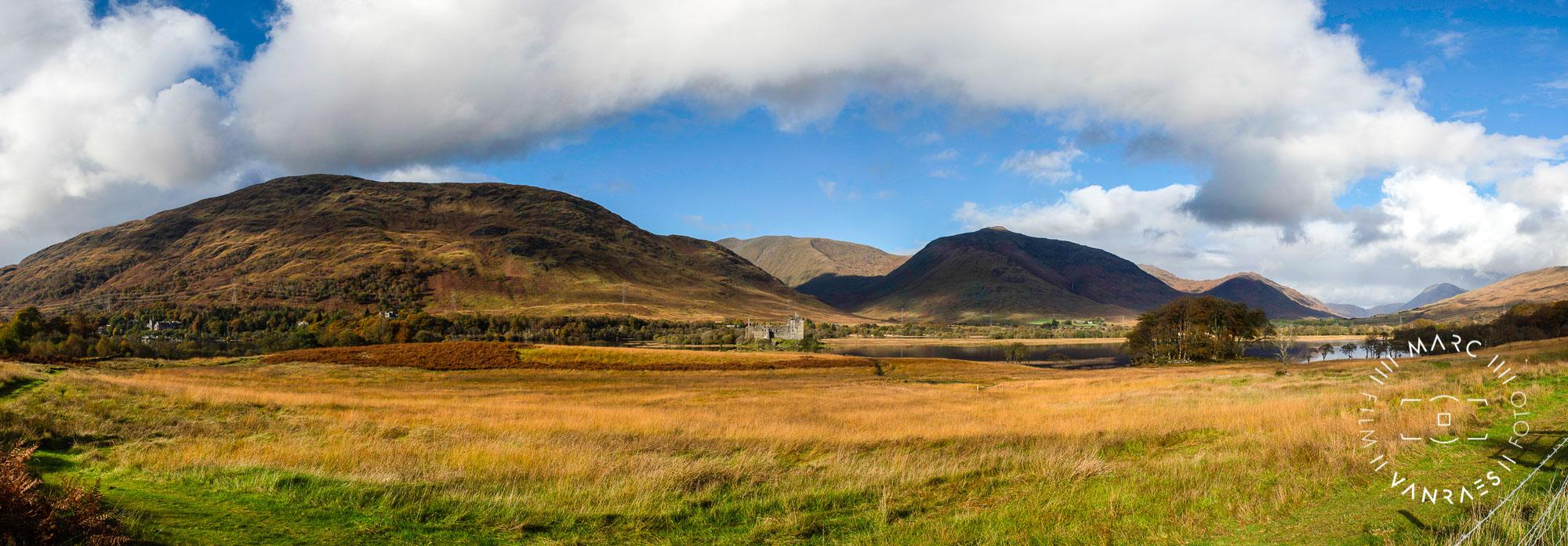 © Deze foto's van Loch Awe - www.marcvanraes.be - _