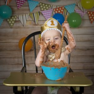 Cake Smash Fotografie Marc Vanraes