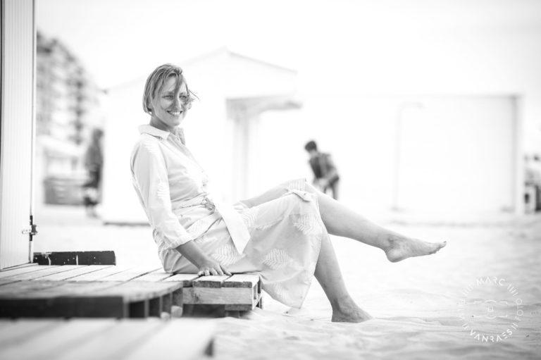 Model foto's van Margriet