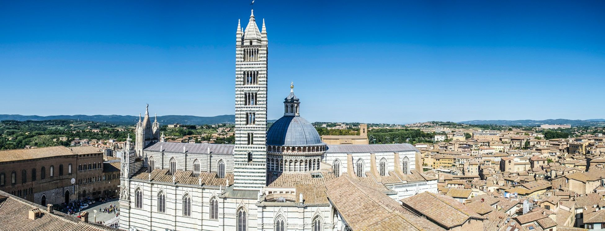 4 Siena Italië 130 x 50 cm ( 312€)