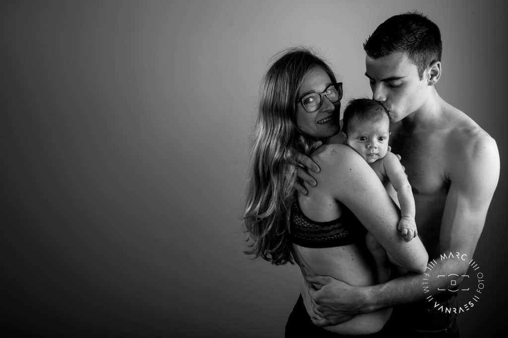 Babyreportage Fotografie Marc Vanraes