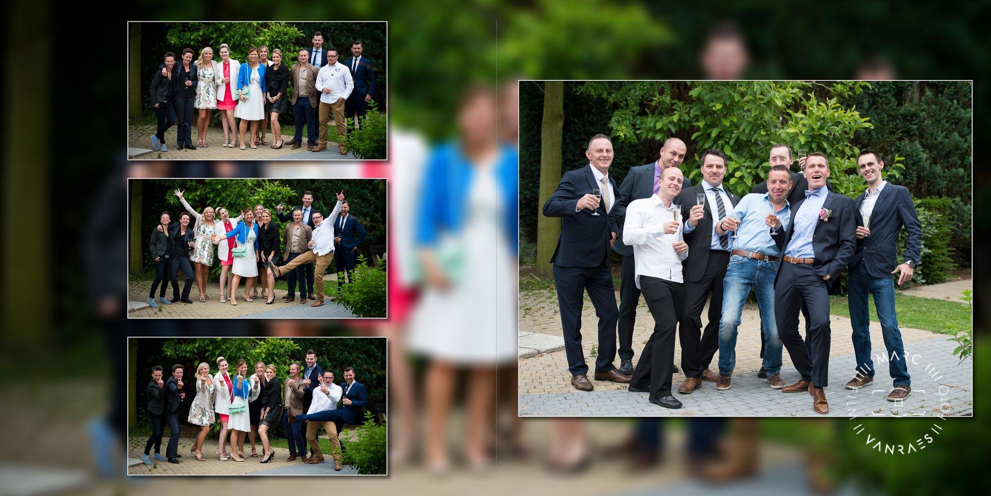 © De trouwfoto's zijn genomen door Fotografie Marc Vanraes-11
