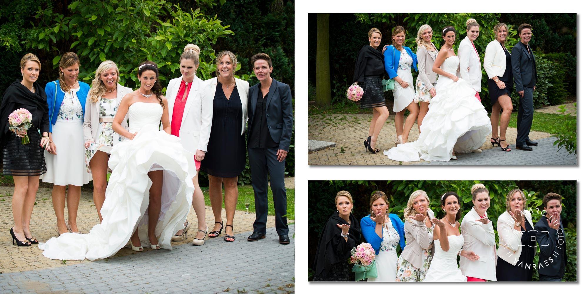 © De trouwfoto's zijn genomen door Fotografie Marc Vanraes-13