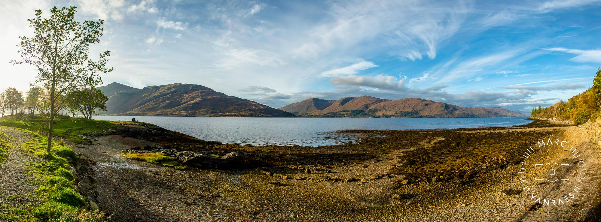 © Deze foto's van Fort William Onich - www.marcvanraes.be - _