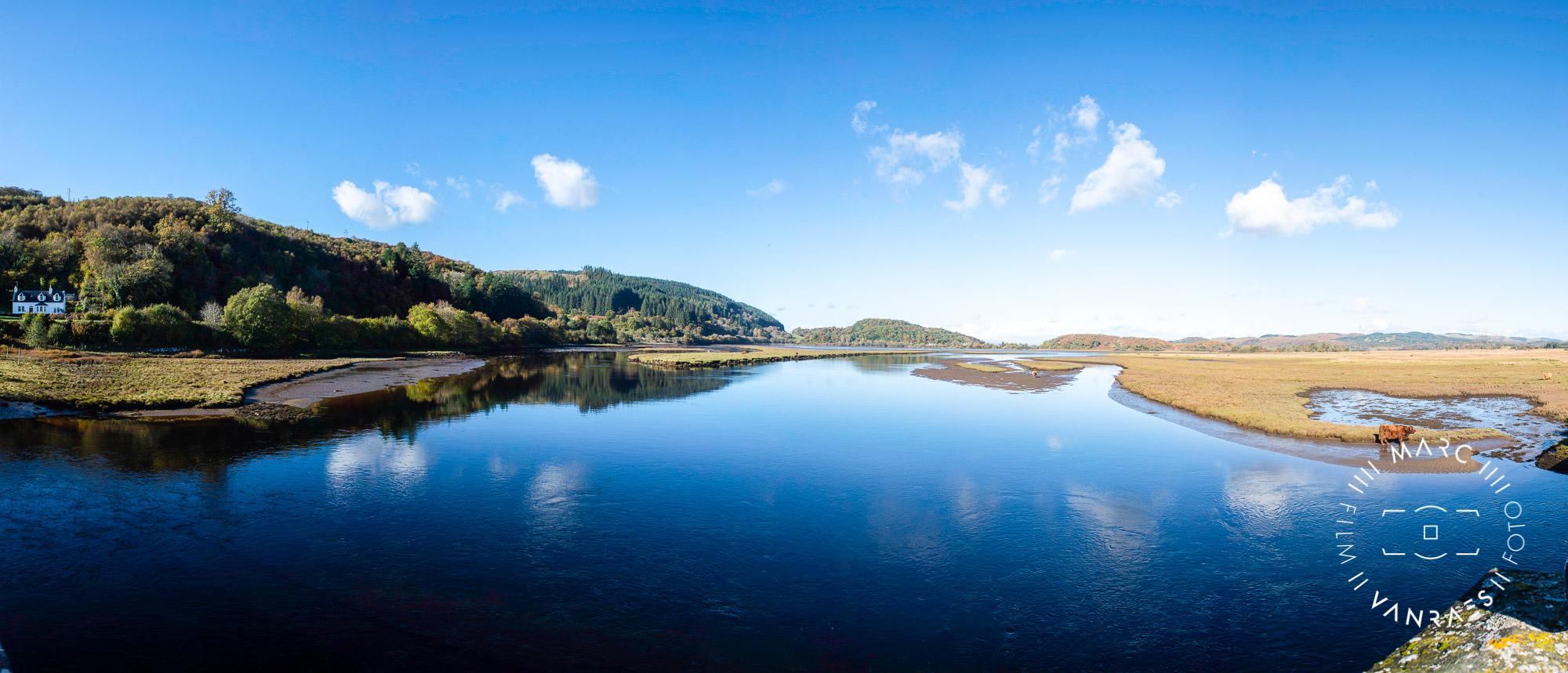 © Deze foto's van Loch Creran - www.marcvanraes.be - _