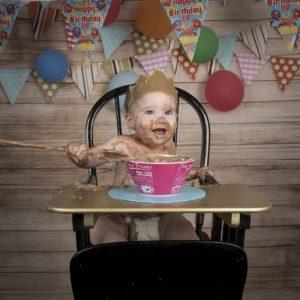 Cake Smash Fotografie Marc Vanraes