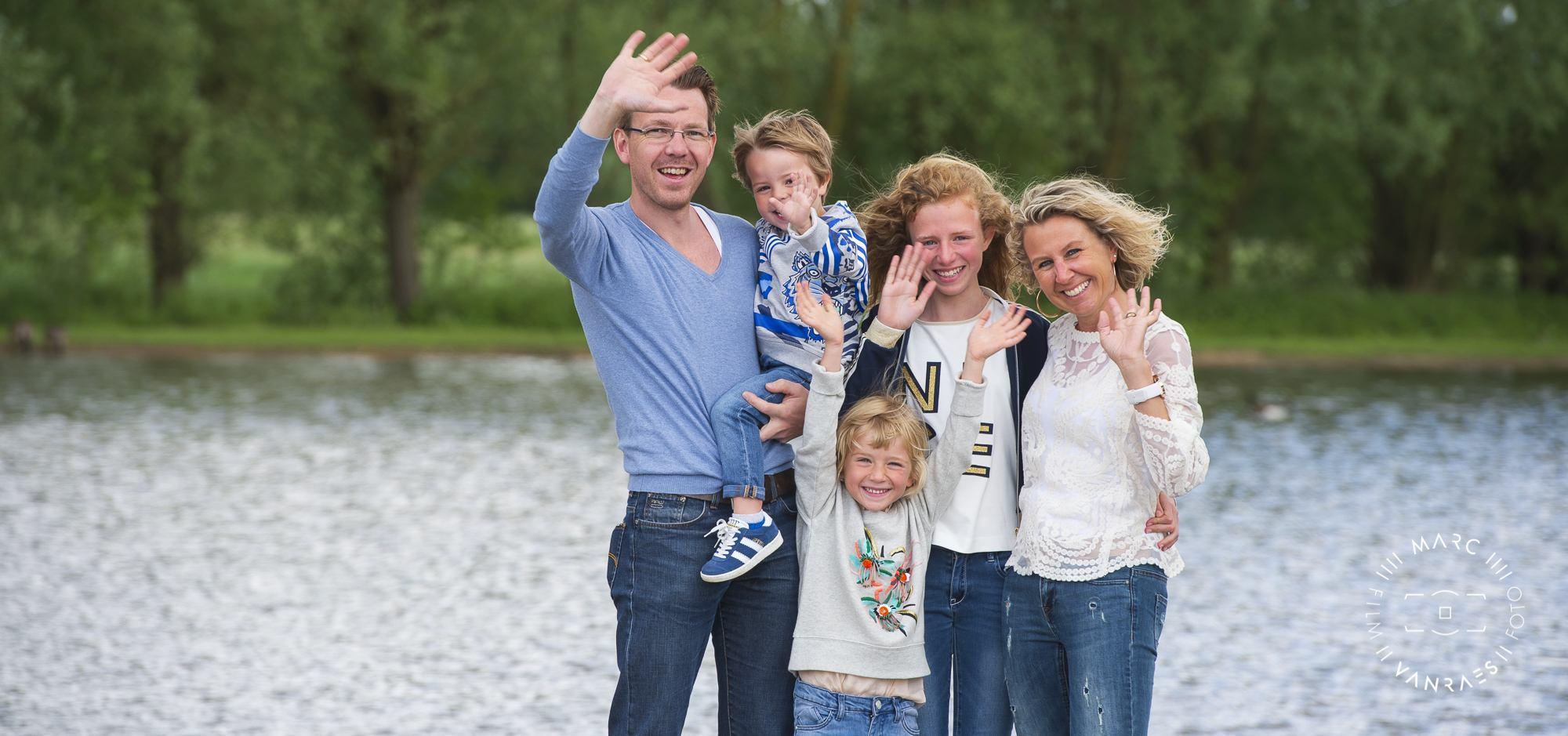 Familiefoto's Talboom