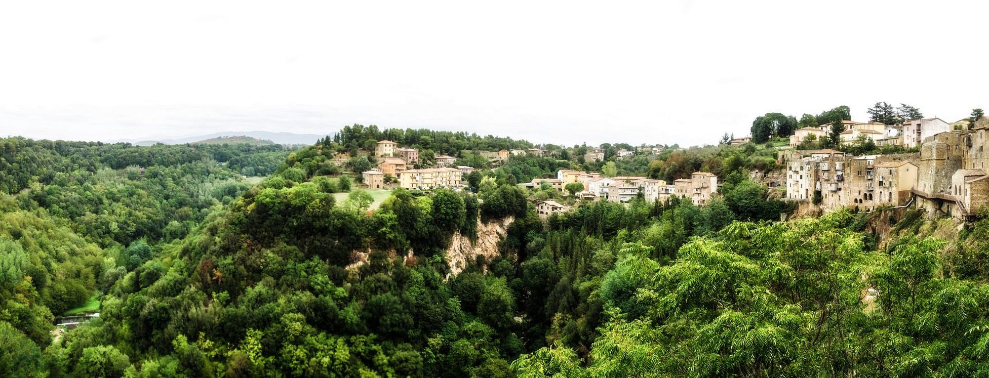 16 Val Dorcia Italië 130 x 50 cm ( 312€)