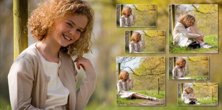 Laat ons die mooie communie-of lentefeestfoto's maken waar je mee kan uitpakken.  Ik kijk ernaar uit.  www.marcvanraes.be 0032(0)475/31.714.12