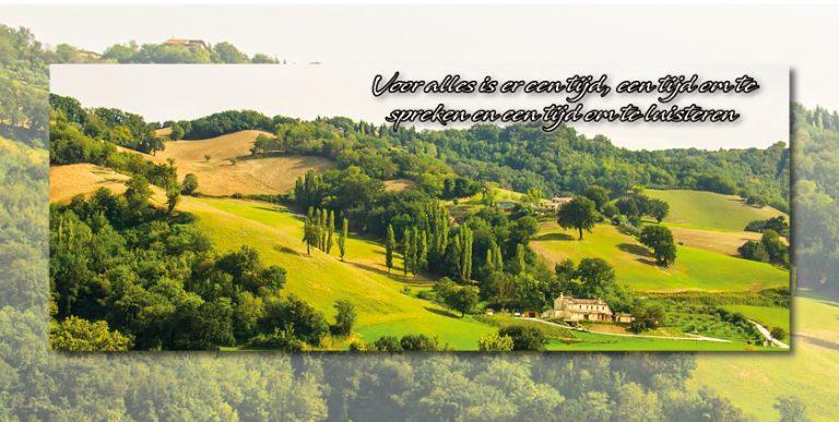 Geef ééns van mijn mooie panoramakaartjes door Marc Vanraes