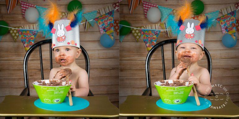Laat ons die 1 ste verjaardag onvergetelijke maken met een smosreportage! Info: marc.vanraes@mac.com of 0475/31.74.12 Tot hoors.