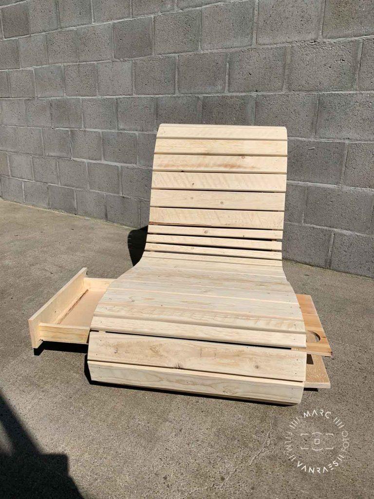 DIY garden chairs door Marc Vanraes